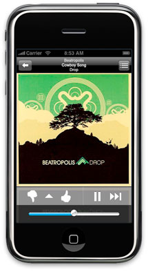 http://www.pandora.com/on-the-iphone