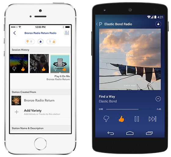 Pandora Radio The Best Pandora Experience For Your Ipad